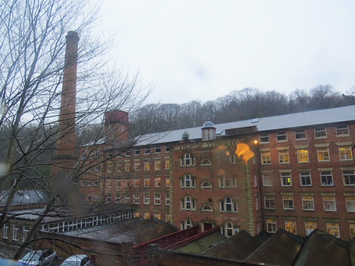 Masson Mill, Cromford