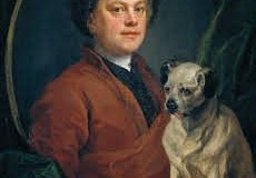 A-Painter-and-his-Pug.